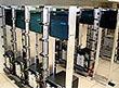 充実した設備・万全なサーバー環境