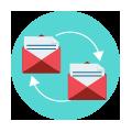 自動返信サービス